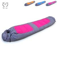 Spring And Winter Camping Outdoors Sleeping Bags Outdoor Supplies Camping Hiking 3 4 Season Sleeping Bag