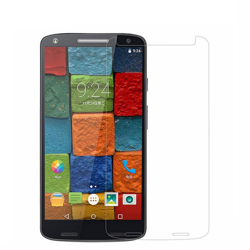 Tempered Glass For Motorola Droid Turbo 2 / Moto X Force XT1580 XT1585 XT1581 Screen Protector Toughened Protective Film image