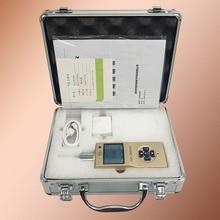 цена на Portable CO2 Gas Detector Air Tester Pump Suction CO2 Monitor Metal Shell Gas Air Detector Low Power Gas Analyzer Sensor