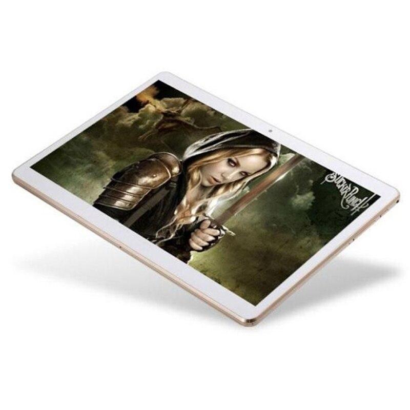 Octa Core 10 Inch Tablet Pc 4GB RAM 64GB ROM IPS LCD Dual SIM Card Phone Call Tab Phone Call Dual SIM Card Android 7.0 Pc Tab