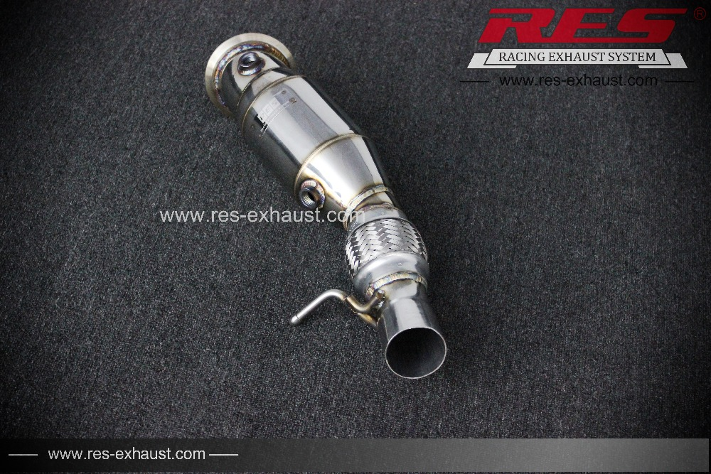 High Quality Car Exhaust Pipe Catalytic Converter Muffler For BMW 3 Series: Catalytic Converter BMW 3 Series At Woreks.co