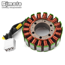 BJMOTO Motorcycle Coil Magneto Stator for Honda CBR600 CBR 600 F4i 2001 2002 2003 2004 2005 2006 31120-MBW-J21 fairings parts abs injection for honda cbr 600 f4i 2004 2005 2006 2007cbr 600 f4i 04 05 06 07 red black set fairing kit