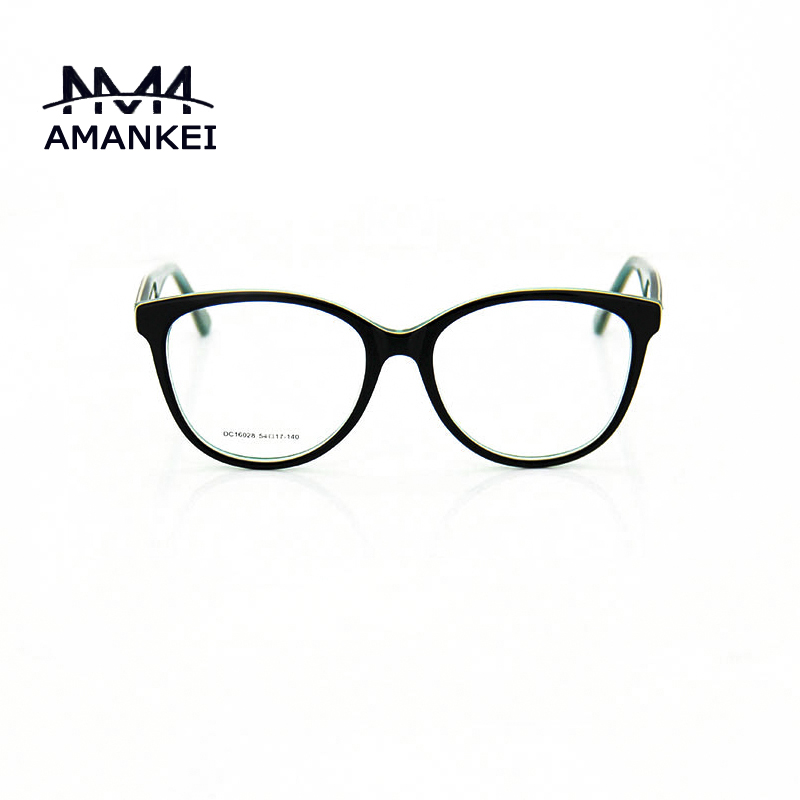 Buy Oval Acetate Women Glasses Cheap Female Eyeglasses Frames Online ...