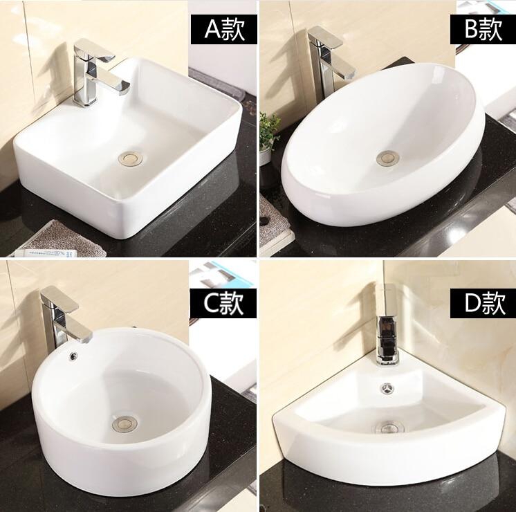 US $395.77 |Küche aufsatzbecken runde waschbecken Kunst waschbecken  badezimmer waschbecken in Küche aufsatzbecken runde waschbecken Kunst ...