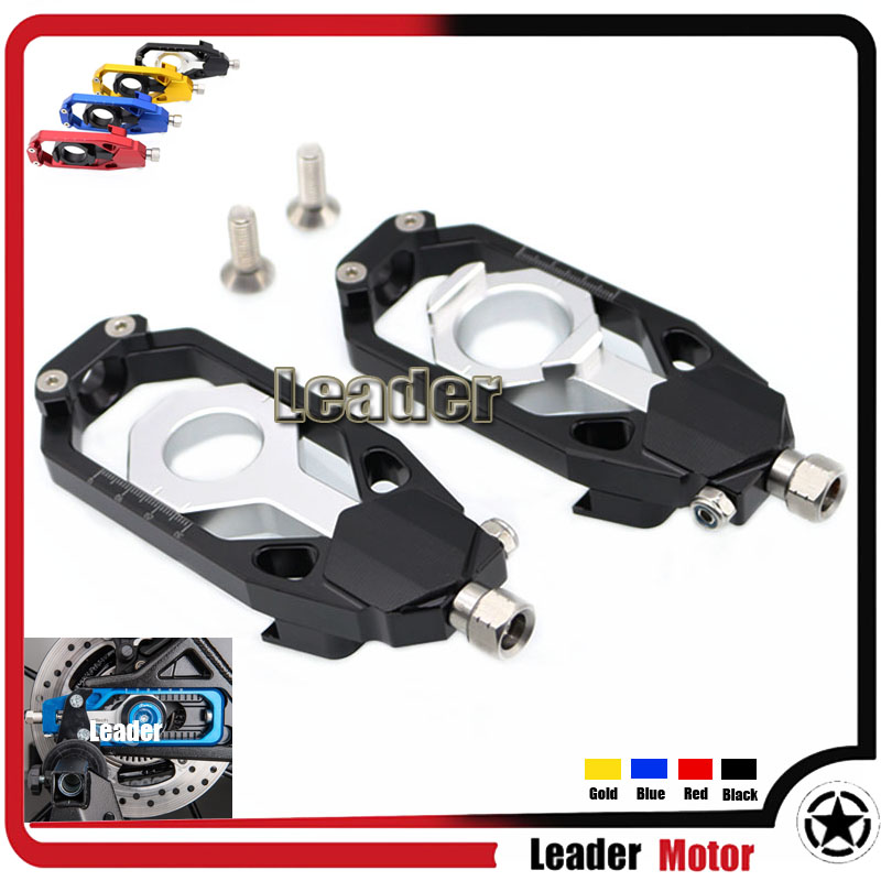 For YAMAHA TMAX 530 TMAX530 2012-2014 Motorcycle Accessories Parts CNC Tensioners Catena rear axle spindle chain adjuster Black hot sales best price for yamaha tmax 530 2013 2014 t max 530 13 14 tmax530 movistar abs motorcycle fairing injection molding