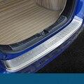 Автомобильные Аксессуары Для Honda Fit Jazz 2014 2015 Из Нержавеющей Стали внешний Задняя Подоконник Бампер Плиты Защитная Крышка Trim Стайлинга Автомобилей 1 Шт.