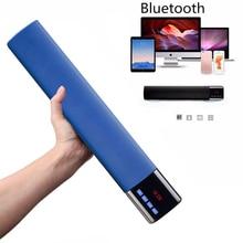 Горячая-Bluetooth беспроводной 3D Саундбар звук бар кинотеатр HiFi акустическая система сабвуфер