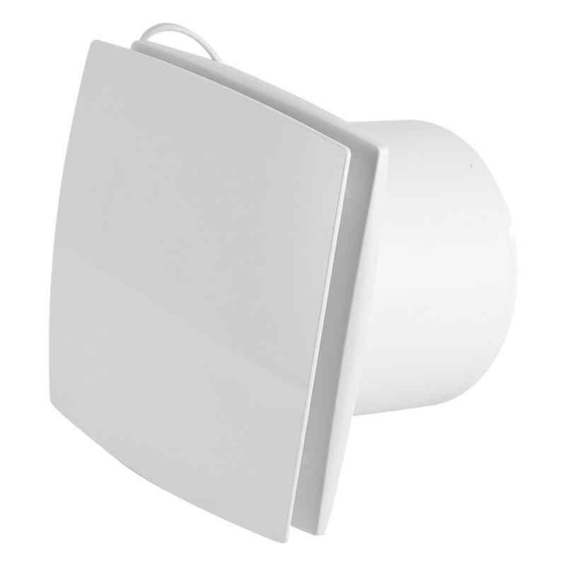 Ventilatör egzoz fanı banyo Extractor tavan duvara monte havalandırma egzoz fanı ev havalandırma sistemi banyo fanı