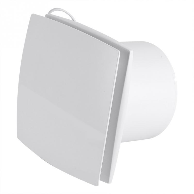 Ceiling Mounted Extractor Fan For Bathroom: Ventilator Exhaust Fan Bathroom Extractor Ceiling Wall