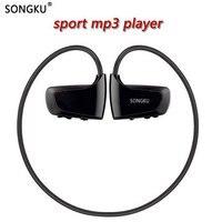 SONGKU Hi-W262 16GB Mp3 Player Music Sport Mp3 Player Headphone Earphone Player High Sound Quality