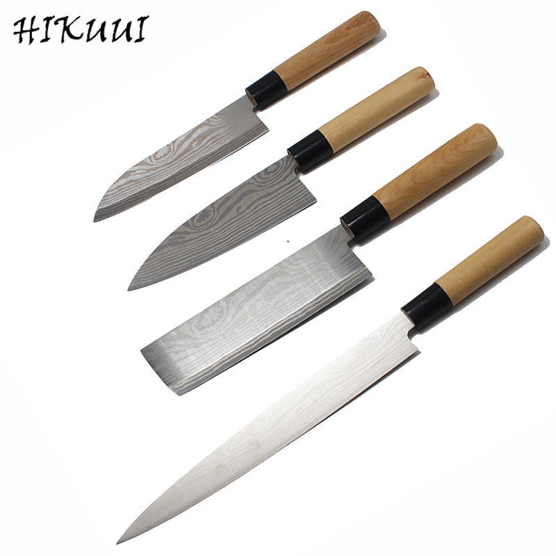 Top Kitchen Knives: Best 4pcs Kitchen Knives Sets Japanese Stainless Steel