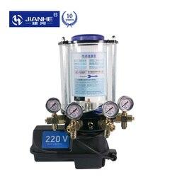 JIANHE 2L/4L/6L DBS fett schmierung System/fett öler für schwere maschinen/schmierung system 1 -6 outlet