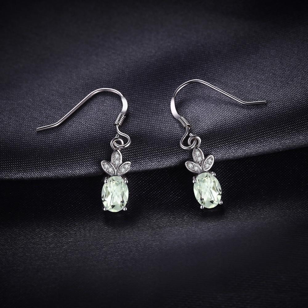 JewelryPalace Classic 1.9 ct Բնական կանաչ ամեթիստ - Նուրբ զարդեր - Լուսանկար 4