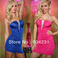 Hot women dress 2016 new fasion sexy night club clothes women's night wear 2 colors available