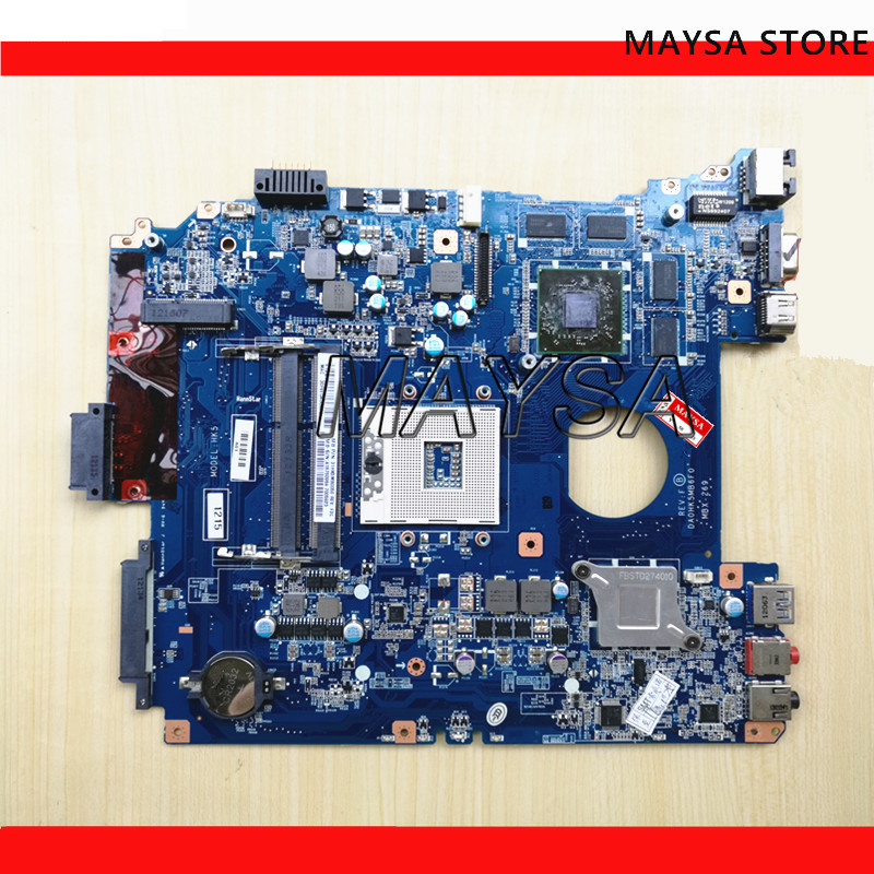 A1883853A A1892854A DA0HK5MB6F0 MBX-269 motherboard fit for sony vaio SVE151D11M SVE151 SVE15 laptop main board <font><b>HD</b></font> <font><b>7670M</b></font> image