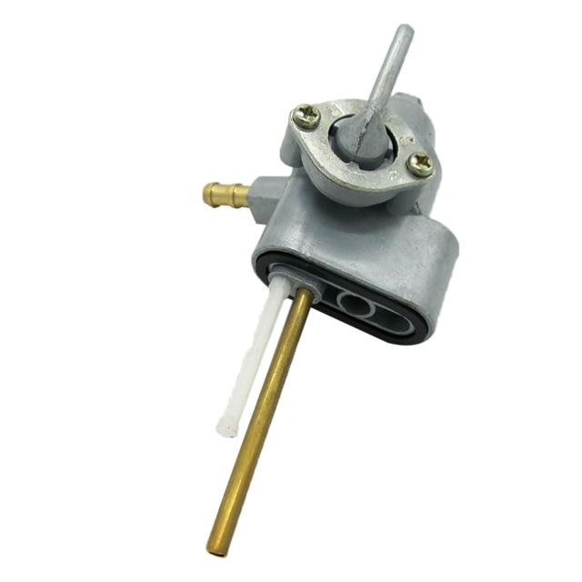 Motosiklet anahtarı tankı gaz yakıt vana yağ tankı anahtarı çekvalf anahtarı Honda için XL100/125/175/250/350 CB100/125 Moto aksesuarları