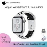 New Apple Watch Nike+ Series 4 44mm Sport Smart Watch IOS 2 Heart Rate Sensor ECG Fallen Detect Bluetooth Activity Track Workout
