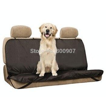 Không thấm nước Xe Pet Seat Bảo Vệ Xe Ghế Sau Mat Cover Pet Xe Dog Cat Travel Che Ngoài Trời