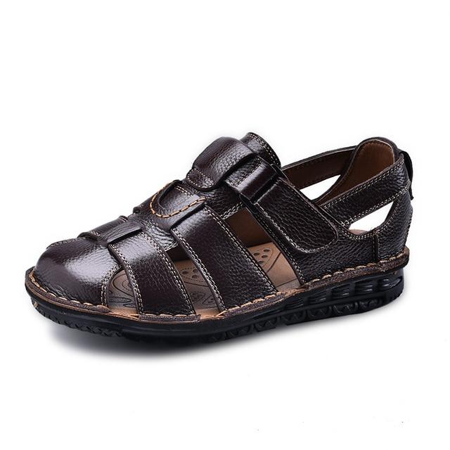 Primavera De Hombres Zapatos Punta Cerrada Goxpacer 4dpq84