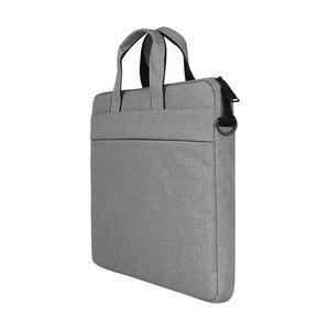 Image 4 - 여자 라이너 슬리브 노트북 가방 케이스 맥북 에어 프로 레티 나 13 14 15.6 인치 노트북 노트북 어깨 스트랩 컴퓨터 핸드 가방