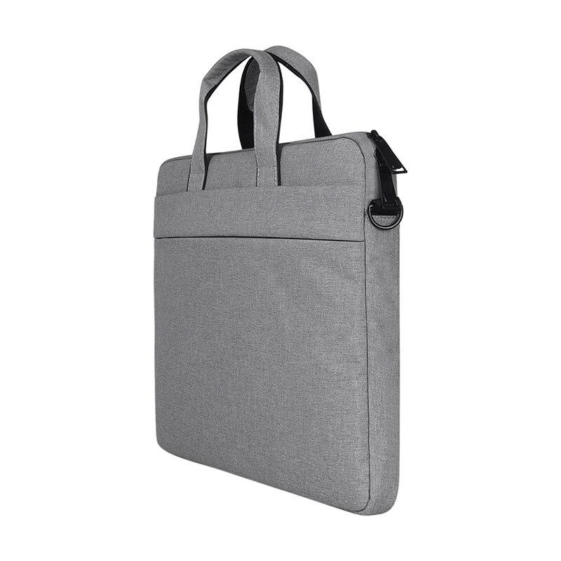 Image 4 - Женская сумка для ноутбука с вкладышем, чехол для Macbook Air Pro retina 13 14 15,6 дюймов, сумка для ноутбука на плечо, сумка для компьютера-in Сумки и чехлы для ноутбука from Компьютер и офис