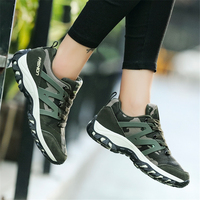 New running shoes men and women Camouflage sports shoes Comfortable non slip outdoor male sneaker trainer shoes sneaker