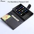 Чехол Plusme для BlackBerry Passport Q30, высококачественный флип-чехол из искусственной кожи, чехол-бумажник для BlackBerry Passport Q30, чехол-накладка - фото