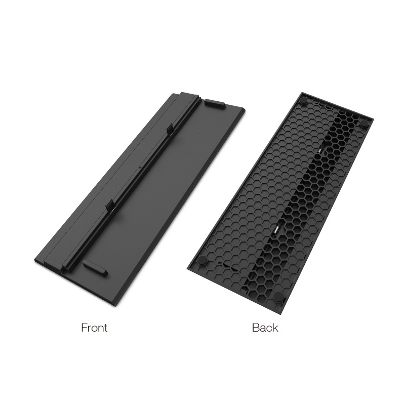 Купить с кэшбэком ONEX Vertical Console Stand for Xbox One X Mount Dock Cradle Holder Simplicity Cooling Bracket Space Saving Non-slip pad Base