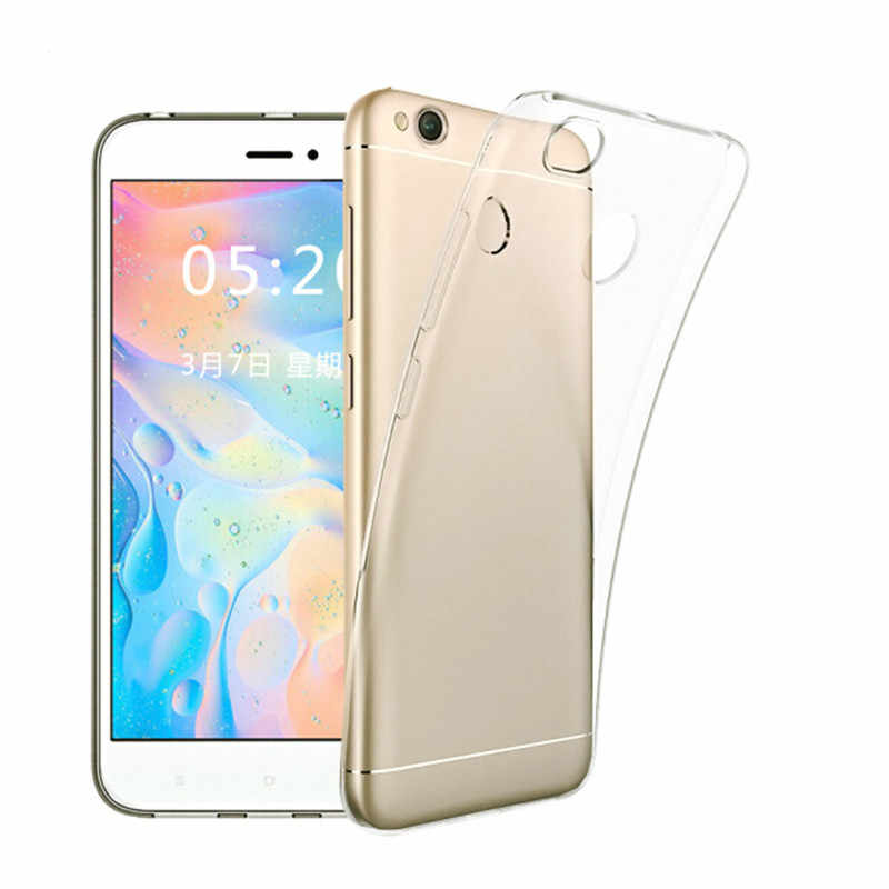 Ultra Thin Soft TPU Case for Xiaomi Redmi 3 4 4A 4X 5 5A Plus Note 2 3 4 4X 5 5A Pro clear case for Xiaomi Mi 4i/4c 5S 6 6X 8 SE