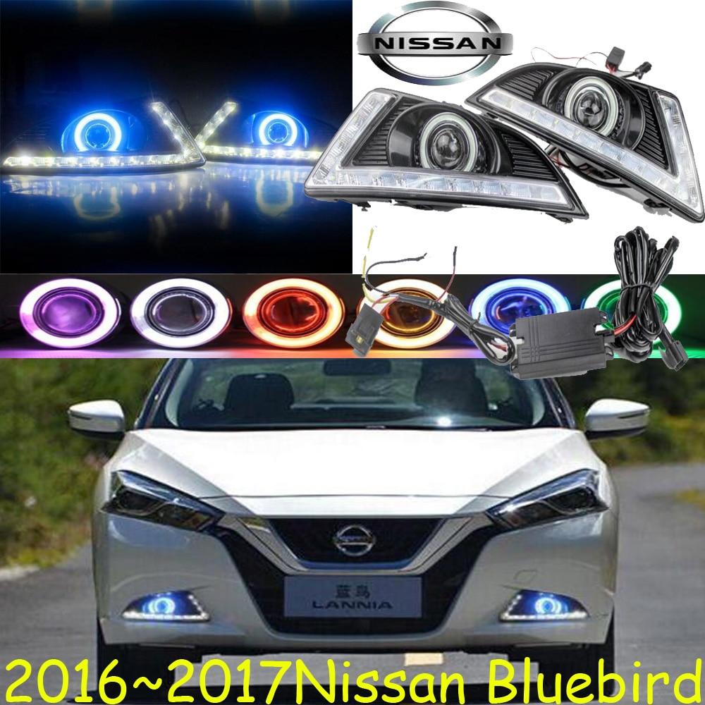 bluebird fog light 2016~2017 Free ship!bluebird daytime light,2ps/set+wire ON/OFF:Halogen/HID XENON+Ballast,bluebird totem bluebird