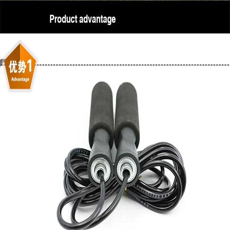 Landice L7 Treadmill Ebay: Free Pouch 3 Meters METAL BEARING!! Skipping Rope / Speed