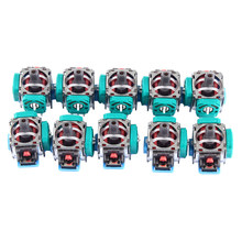 10Pcs/Lot 3 Pin 3D Rocker 3D Axis Analog Game Joystick Sensor Gamepad Controller Module Repair Replacement For PlayStation 4 PS4(China)
