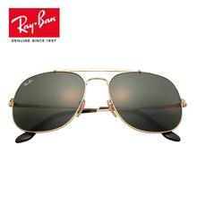 Общая площадь Авиатор RAYBAN оригинальный Для мужчин солнцезащитные очки RB3561-001