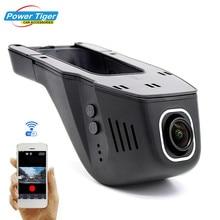 Universal Car DVR DVRS Registrator Wifi Auto Camera Recorder Dash Cam Black Box Camcorder FHD 1080P Novatek 96658+SONY IMX322