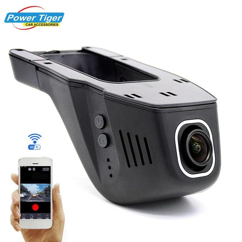 Universel De Voiture DVR DVR Registrator Wifi Auto Caméra Enregistreur Dash Cam Boîte Noire Caméscope FHD 1080 P Novatek 96658 + SONY IMX322