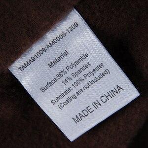Image 5 - Inverno foderato in pile cargo uomini di doppio strato pantaloni caldi militare cargo pantaloni casual lungo baggy army outdoor pantaloni tattici