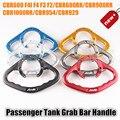 Passenger Tank Grab Bar Handle For Honda CBR600 F4I F4 F3 F2/CBR600RR/CBR900RR /CBR1000RR/VFR 400/CBR 929/CBR 954/CBR 400RR
