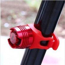 Helmet Red Flash Light