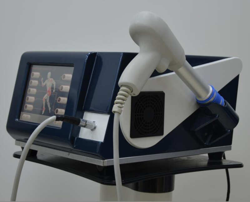 Newest Factory Price 6 Bar Pneumatic Shockwave Physiotherapy For Erectile Dysfunction Extracorporeal Shock Wave Therapy