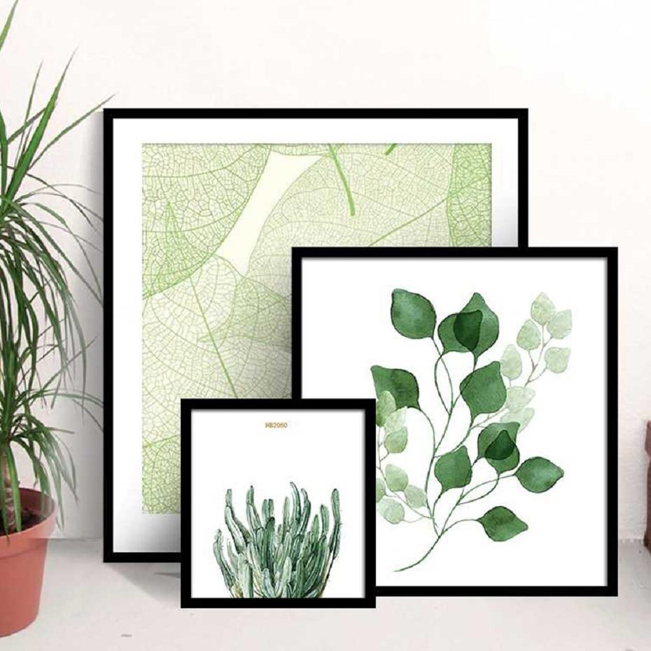 Minimalist Originals Wood Frame Modern Wall Art Pictures Frame Hanging Photo Frame Desktop Frame Best Birthday Gifts Home Decor