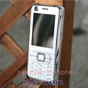 Image 2 - Originele Nokia 6120 Classic Mobiele Telefoon Unlocked 6120c Smartphone Engels Toetsenbord & Een Jaar Garantie