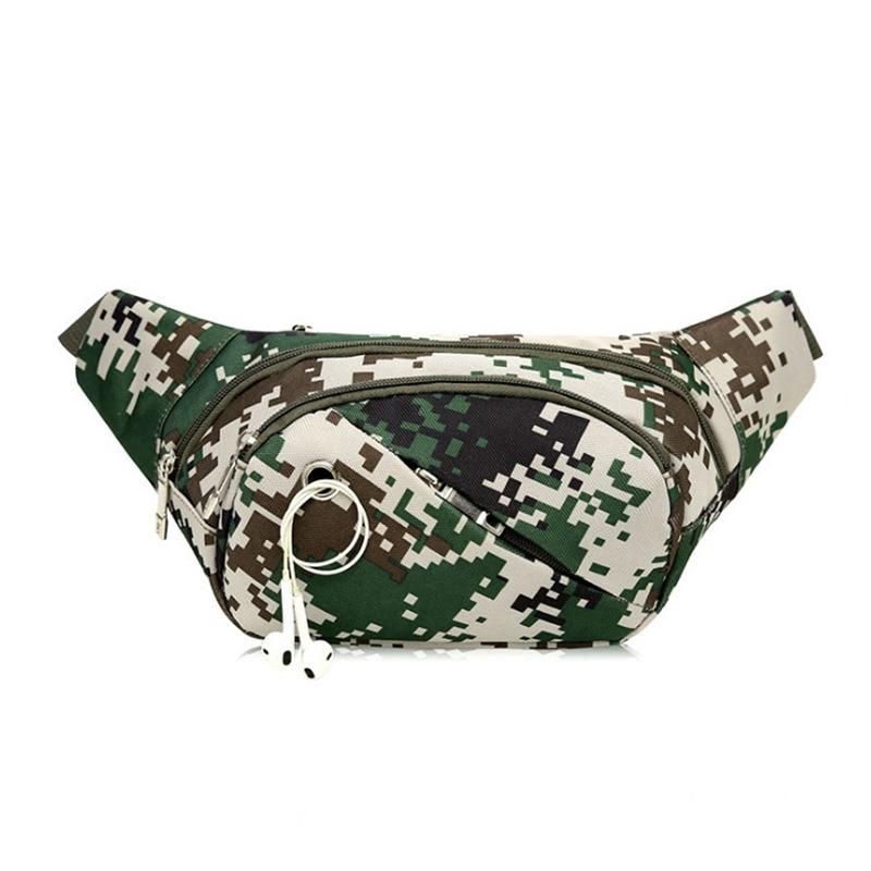 Prix pour Toile Camouflage Randonnée Et Escalade Taille Sac Tactique Militaire Hommes Femmes Camping En Plein Air Hip Sac Nouveau Bum Poche de La Hanche