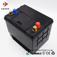 12V 50AH LiFePo4 LFP Lithium iron Phosphate Battery Pack with BMS for Car Board Battery Long Life Deep Cycles Solar Energy