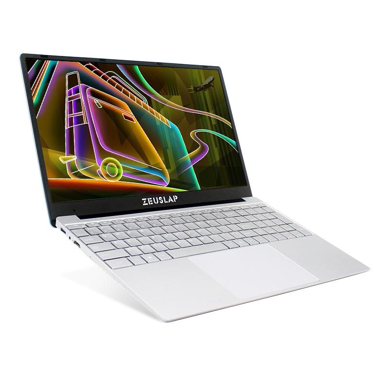 15.6inch 8GB RAM+128G 256G 512GB SSD Intel Core I3-5005U CPU 1920X1080P FHD Dual Band Wifi Bluetooth Ultrathin Notebook Computer