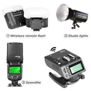 Image 4 - Meike MK MT24 Macro Twin Lite  Speedlight Flash for Canon DSLR Camera 70D 60D 760D 750D 550D 450D 1200D  5D 6D EOS M3 + VK Q3