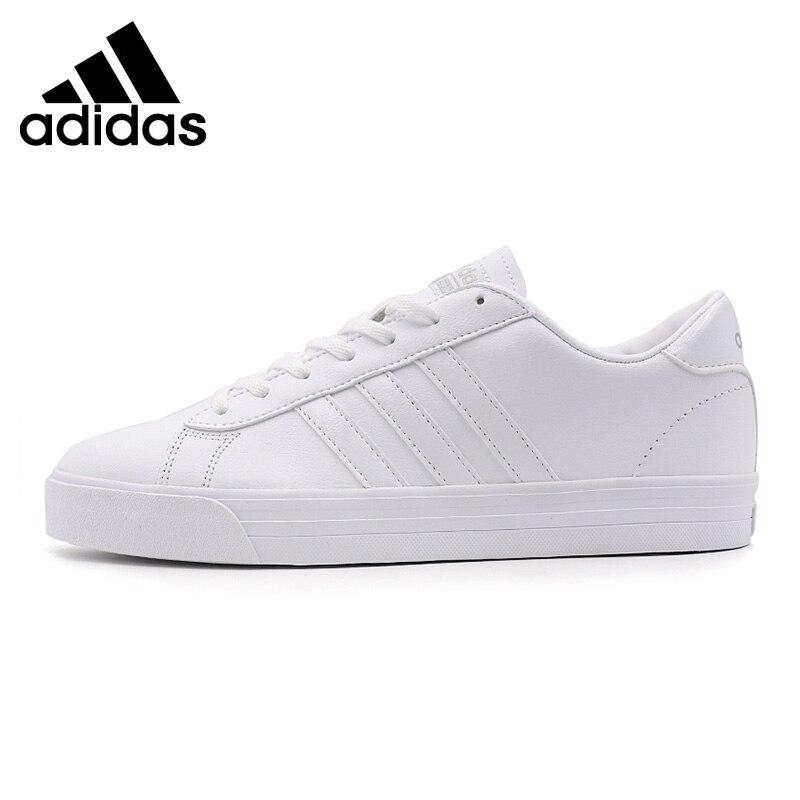 Prix pour Original Nouvelle Arrivée 2017 Adidas NEO Étiquette CLOUDFOAM SUPER QUOTIDIENNE Hommes de Planche À Roulettes Chaussures Sneakers