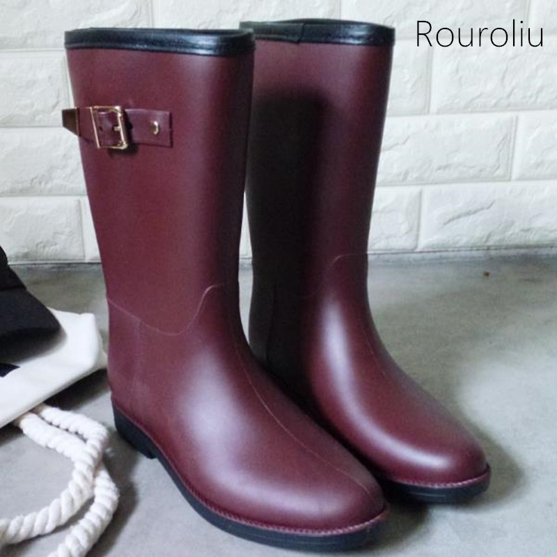 Compare Prices on Half Rain Boots- Online Shopping/Buy Low Price ...