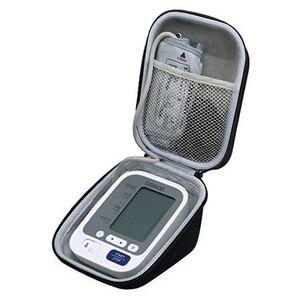 Image 2 - Nieuwe EVA Cover Case voor Omron 10 Serie Draadloze Bovenarm Bloeddrukmeter (BP786/BP785N/BP791IT) reizen Opslag Gevallen