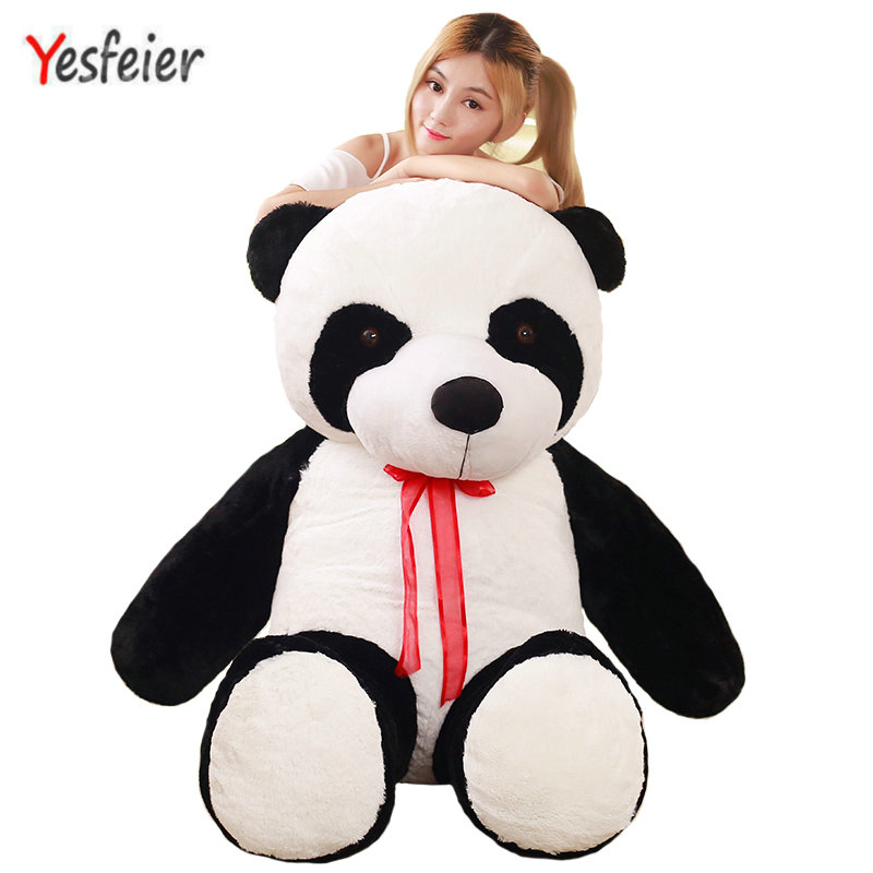 "32/"" Giant Big Teddy Bear Plush Sost Toys Doll Stuffed Animals Birthday Gift 80cm"