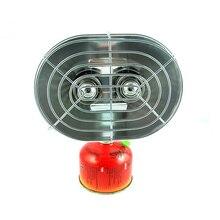 BRS наружная нагревательная плита с двойной головкой, инфракрасная лучевая грелка, открытый нагреватель, BRS-H22